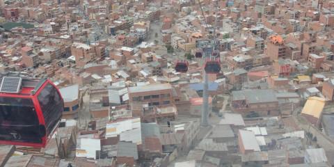 Winter in La Paz, die Zweite