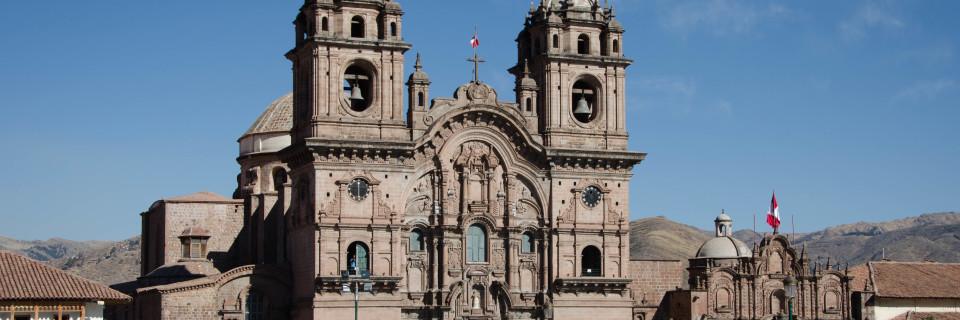 Cusco, Willkommen in Peru