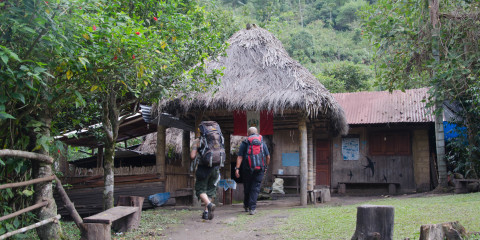 Chachapoyas und Umgebung