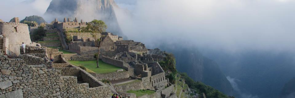 Salkantay Trek und Machu Picchu