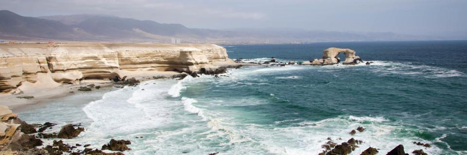 Zwischenstopp in Antofagasta