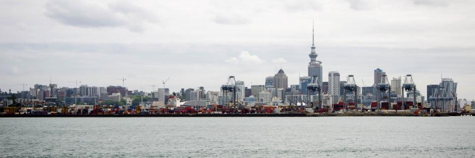Auckland – Willkommen in Neuseeland