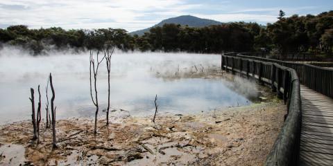 Rotorua und Umgebung