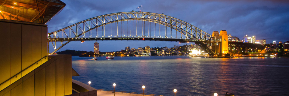 Sydney – Willkommen in Australien