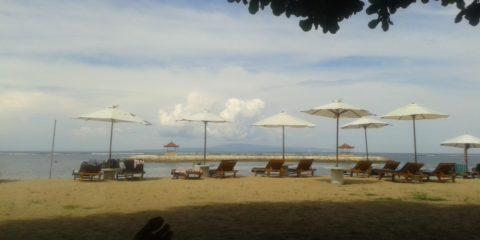 Sanur, Bali – Willkommen in Indonesien