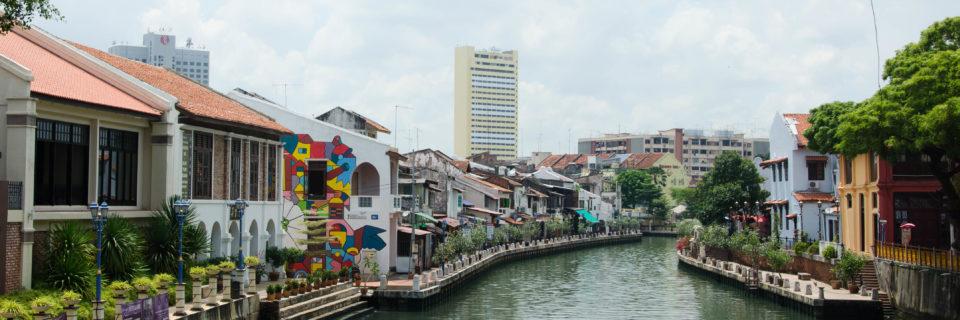 Malakka – Willkommen in Malaysien